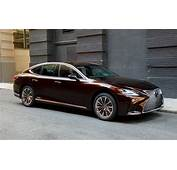 2018 Lexus LS 500h And 500 F SPORT More Is Less  The