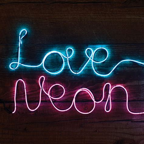 make your own lights make your own neon light pink at home