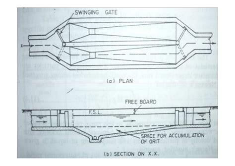 design criteria for grit chamber l 13 grit chamber