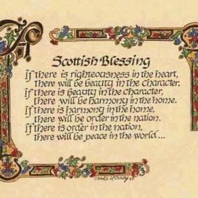 famous quotes in scottish gaelic quotesgram