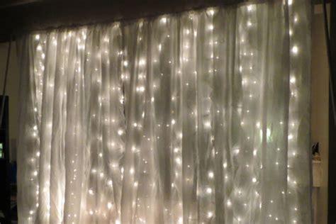 Diy Wedding Backdrop Lights by Diy Photo Booth Backdrop With String Lights Weddingbee