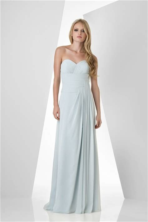 light blue dress for wedding guest strapless light blue chiffon