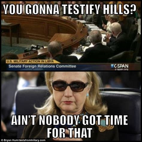 Hillary Clinton Sunglasses Meme - republicans warn that hillary clinton could be charged
