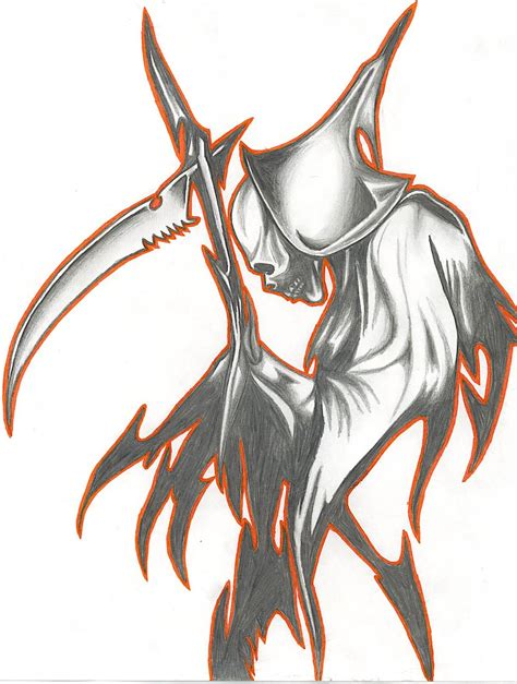 tribal reaper tattoo designs 438 tattoos horror grim reaper designs grim