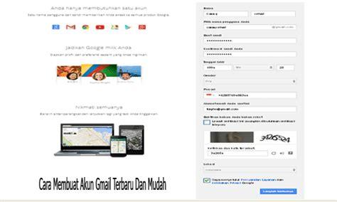 membuat gmail terbaru cara membuat akun gmail terbaru dan mudah