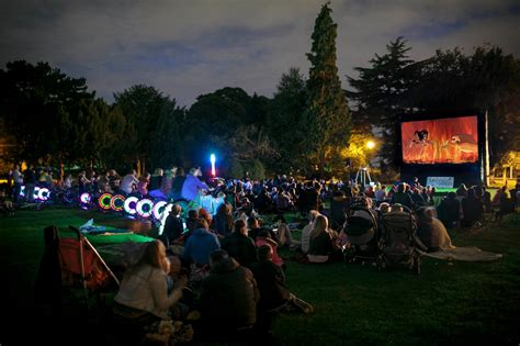 Outdoor Cinema Botanic Gardens Adelaide S Summer Outdoor Botanic Gardens Outdoor Cinema