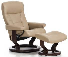 Leather Desk Chairs Swivel Ekornes Stressless President Large And Medium Recliner