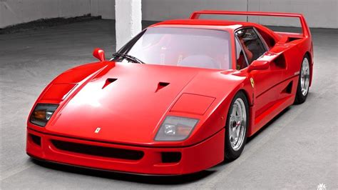 Ferrari F 40 by Find Of The Week 1991 Ferrari F40 Autotrader Ca