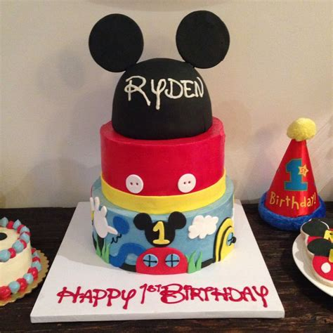 Mickey Mouse Clubhouse 1st Birthday Decorations by The World S Catalog Of Ideas