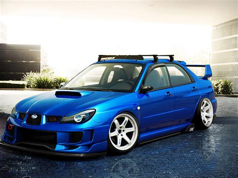 slammed subaru wallpaper image gallery stanced wrx