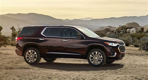 2019 Chevrolet Pictures by 2019 Chevrolet Traverse Review Engine Release Date