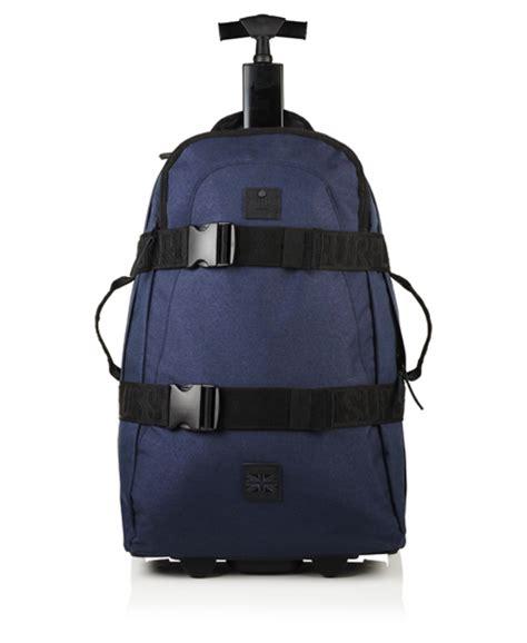Tas Superdry Surplus Goods Backpack 1 mens surplus goods luggage in navy marl superdry