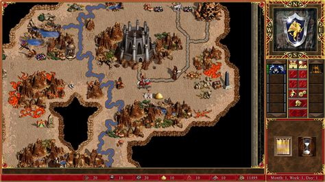 heroes 3 africa map heroes 174 of might magic 174 iii hd edition on steam