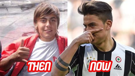 dybala tattoo name paulo dybala transformation before and after body hair