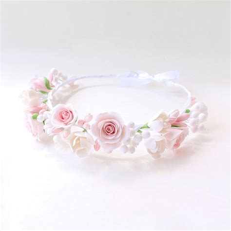 flower wedding wreath wedding flower crown bridal hair wreath wedding hair
