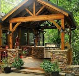 best 25 rustic outdoor spaces ideas on rustic