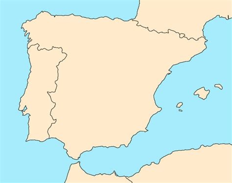 iberian peninsula map iberian peninsula on world map pictures to pin on pinsdaddy