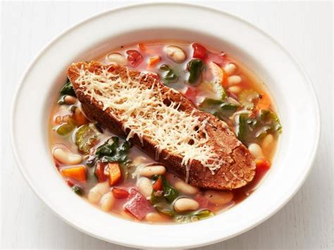 tuscan bean soup recipe food network kitchen food network