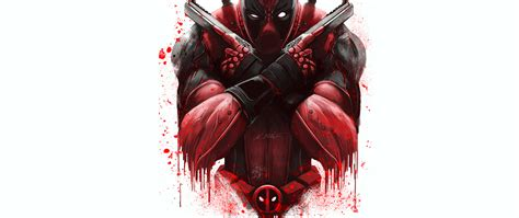 marvel deadpool artwork full hd wallpaper