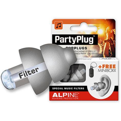 bouchons d oreille pour concert nouvelle alpine partyplug
