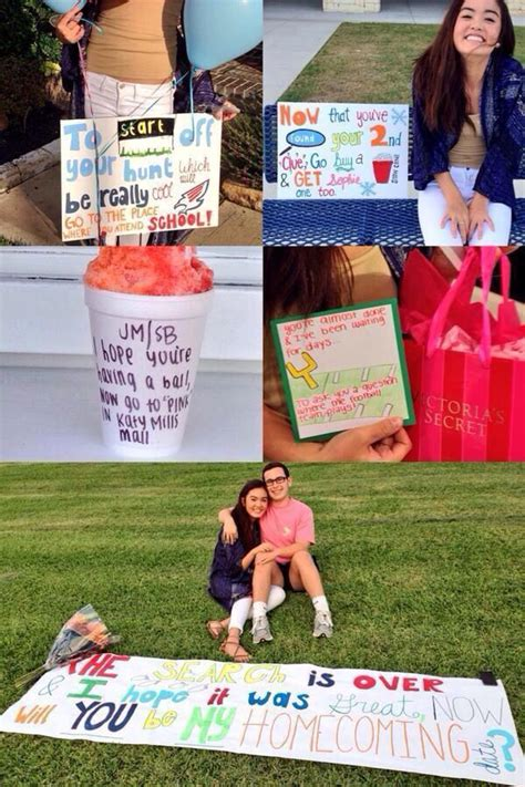 25 best ideas about homecoming 25 best ideas about asking to homecoming on