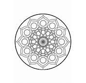 66 Dessins De Coloriage Mandalas Difficile &224 Imprimer Sur