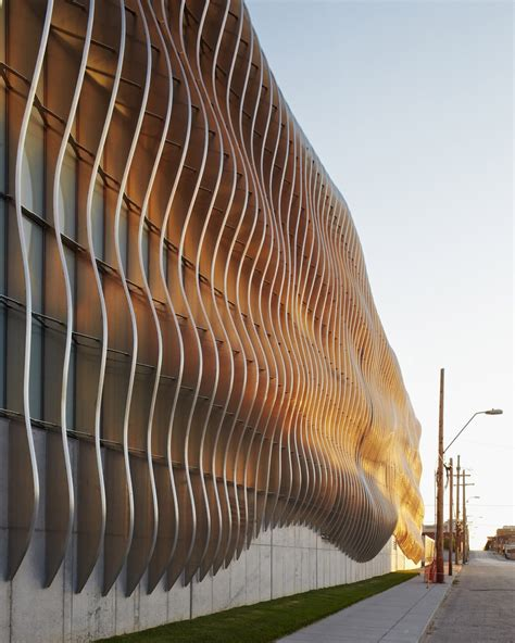 Architecture Design Patterns Gallery Of Zahner Factory Expansion Architects 11