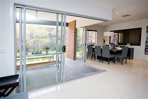 stacked sliding doors aluminium stacking sliding doors southern