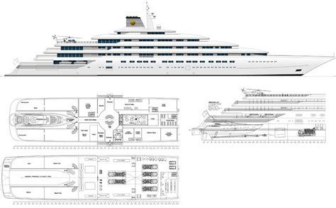 100 floors 92 explanation mega yacht floor plans design yacht design