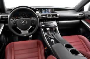 2014 lexus is 250 f sport interior photo 7