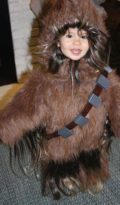Handmade Toddler Chewbaccastume To Handmake