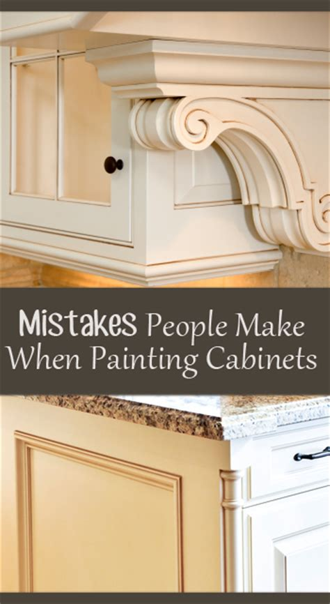 diy chalk paint mistakes mistakes make when painting kitchen cabinets