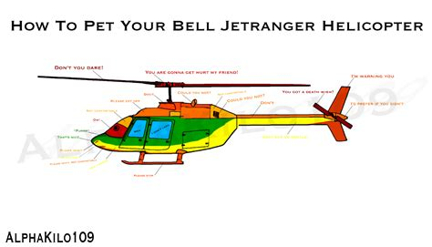 how to bell your how to pet your bell jetranger helicopter by alphakilo109 on deviantart