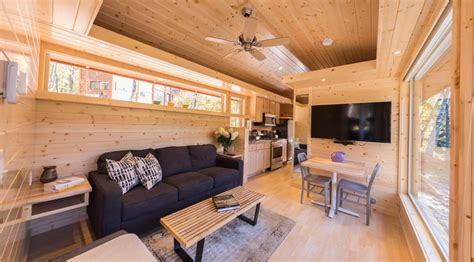 tiny house rentals wisconsin canoe bay escape offers tiny house and
