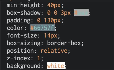 css highlight color highlight css color