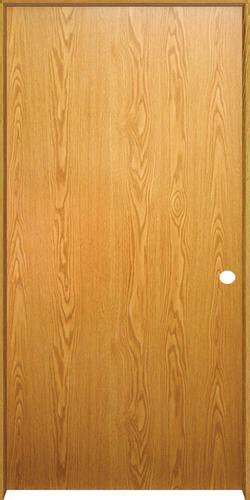 prehung prefinished interior doors mastercraft prefinished wheat oak solid flush prehung