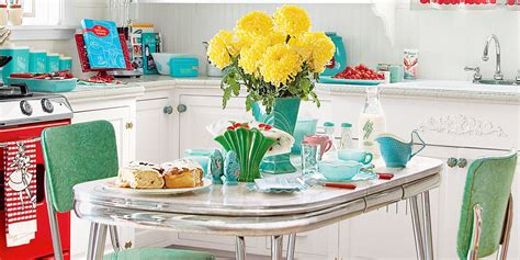 Vintage Decorating Ideas For Kitchen 11 Retro Diner Decor Ideas For Your Kitchen Vintage