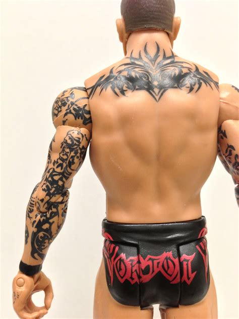 wwe tattoo tattoos randy orton www pixshark images