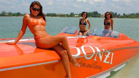 old omen boat r donzi history the ferrari of the powerboat world youtube