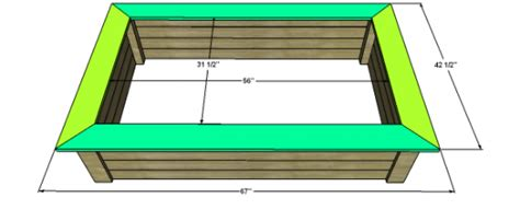free woodworking plans to build an adjustable raised planter bed the design confidential