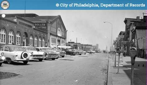 City Of Philadelphia Records Let S Skate Take A Spin Around Philly S Bygone Roller Rinks City