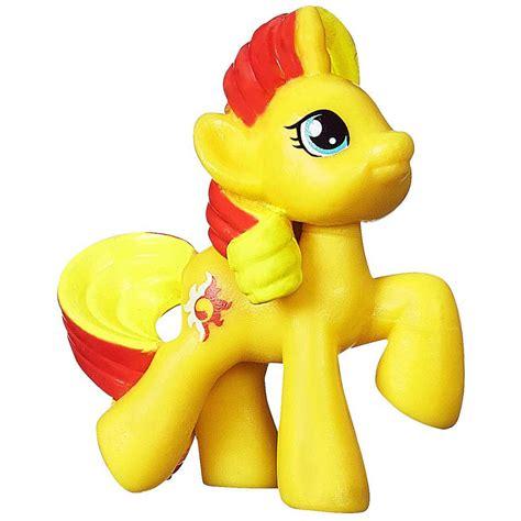 My Pony Cutie Magic Sunset Shimmer Figure Original Hasbro my pony blind bag sunset shimmer version 1 tesla