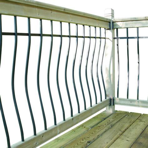 deck railing bar top bar top drink rail
