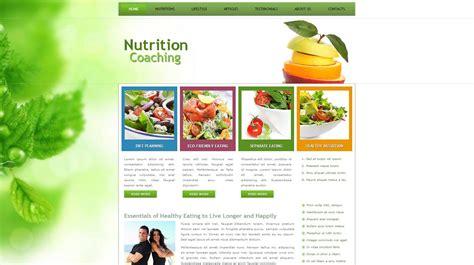 wordpress themes nutrition free nutrition coaching premium wordpress theme