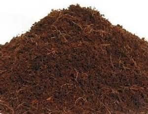 fiber soil hydroponic growing media coconut fiber coco coir natural