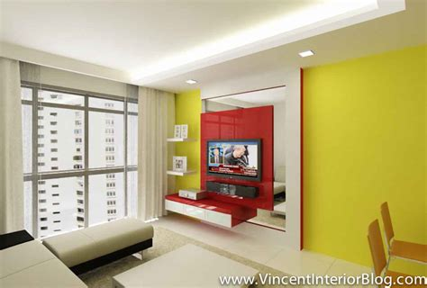 home design for 4 room exle hdb hdb 4 room archives vincent interior blog vincent