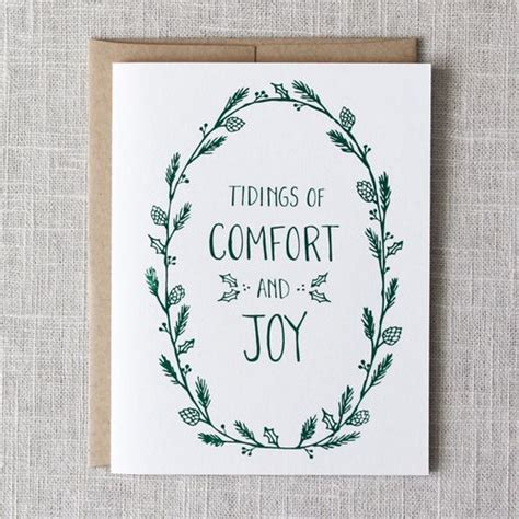 good tidings of comfort and joy tidings of comfort joy time of the season pinterest