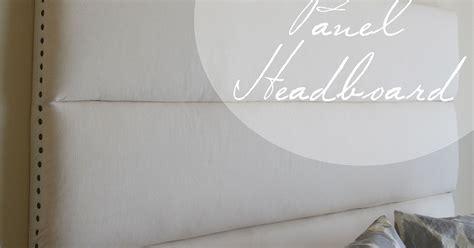 Diy Panel Headboard Diy Panel Headboard Hometalk