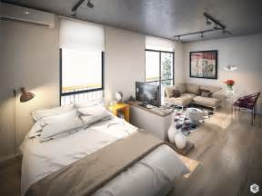 5 small studio apartments with beautiful design studio apartment layout planner home design and decor