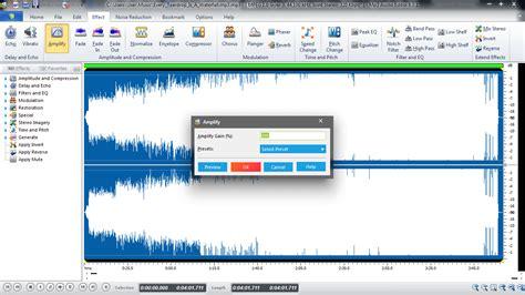 Vr Yang Bagus cara memperbesar suara atau volume lagu emc